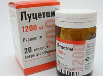 Lucetam 1200mg 20 pills buy neuroprotective drugs online