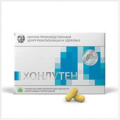 Honluten 60 capsules buy Peptide complex fot lung cells online