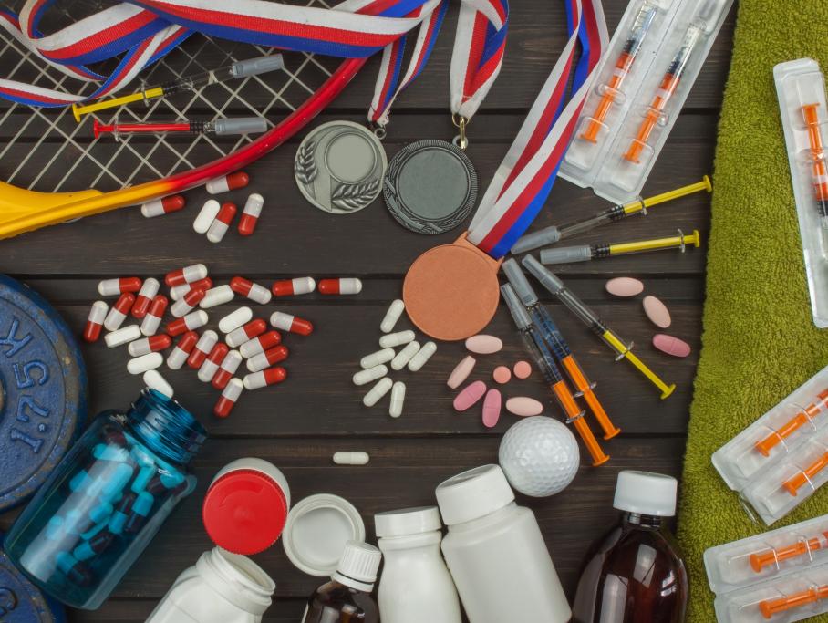 Phenotropil. Meldonium. Doping