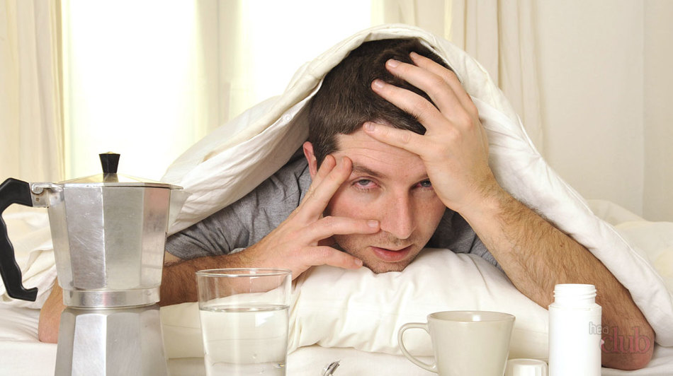 How to quickly remove hangover syndrome