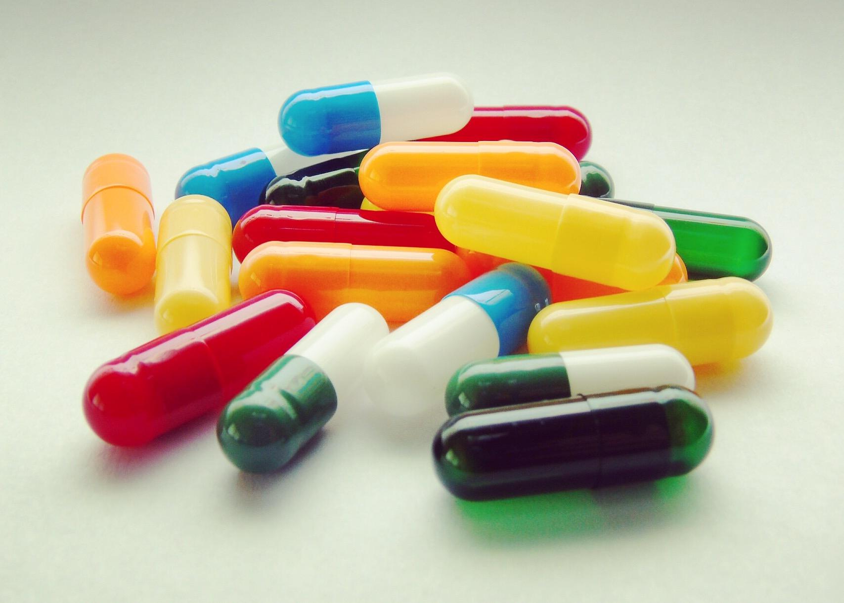 antidepressant fluoxetine