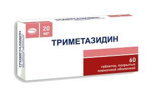 trimetazidine