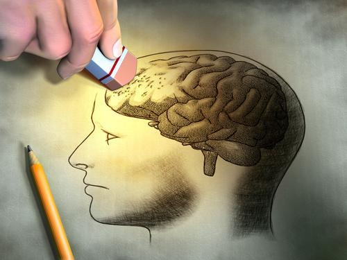 Erase memory, selank