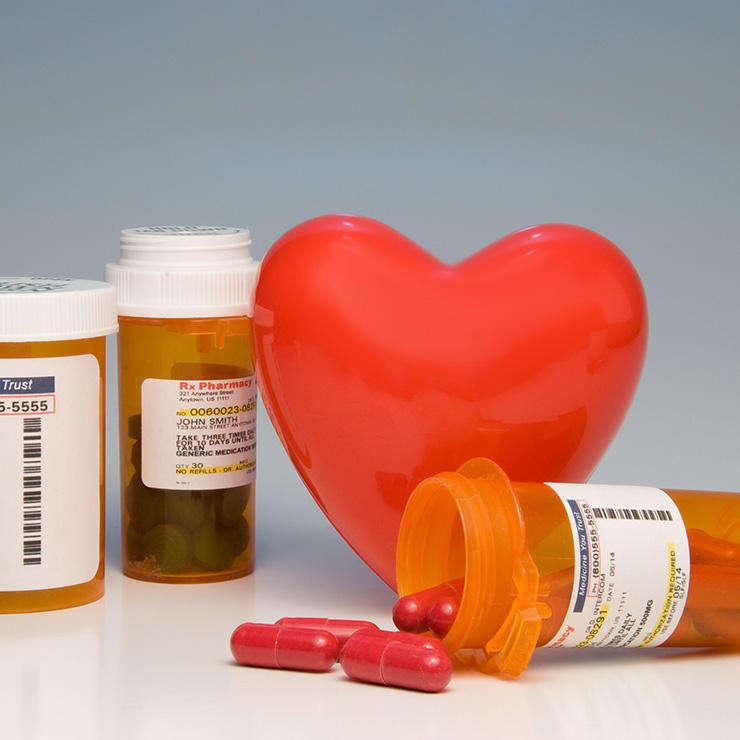 Cardiac medicines. Meldonium. Riboxin. Trimetazidine