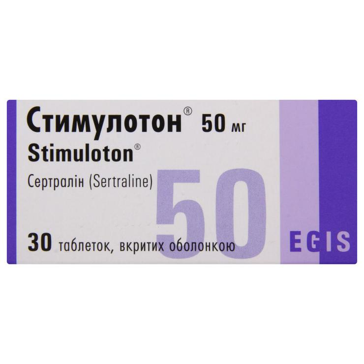 Stimuloton - instructions, dosage, side effects, analogs
